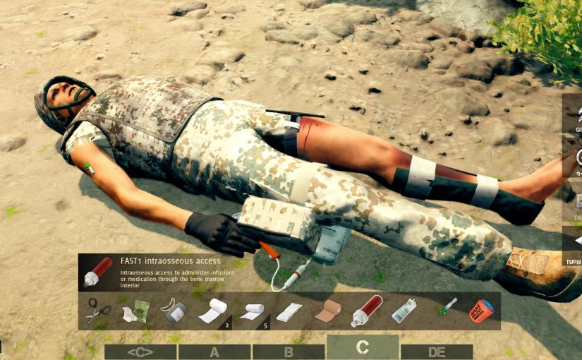 Training für den Rettungs-Algorithmus im Kopf – wenn Videospiele Soldatenschulen